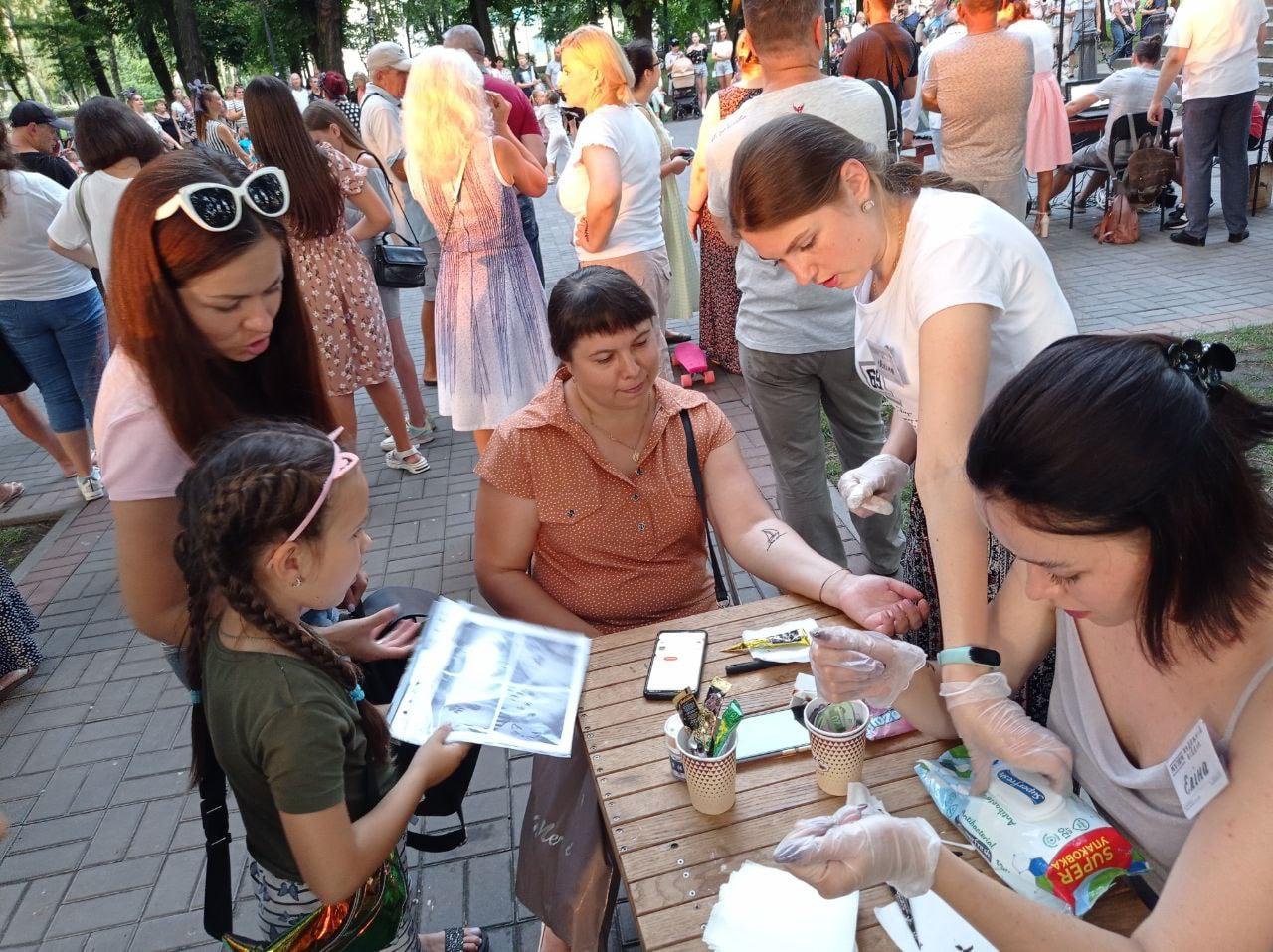 На Чернігівщині влаштували «Fiesta по-ніжинськи» в стилі ретро (Фото)