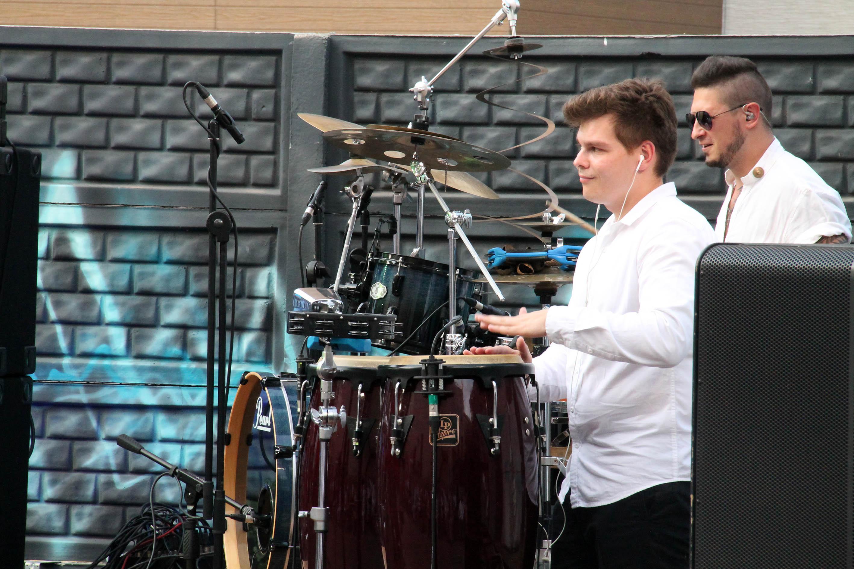 Джаз-бенд BissQuit оновив склад і представив новий проєкт (Фото)
