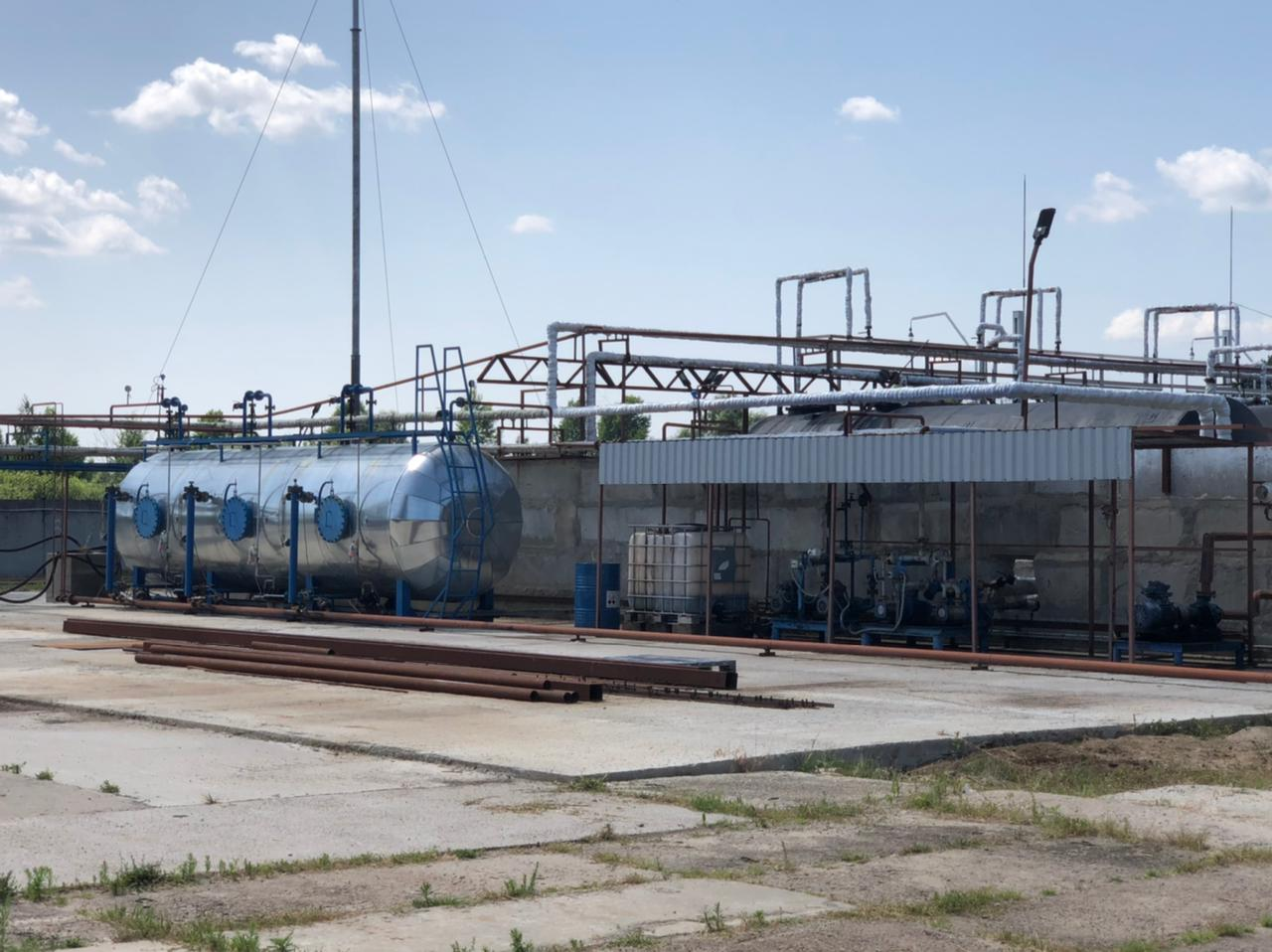 На Чернігівщині припинено нелегальний випуск пального (Фото)