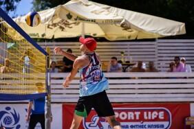 волейбол пляжний