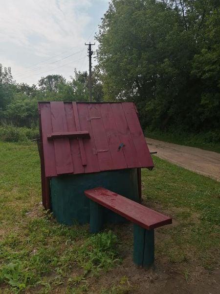 У селах Сосницької громади відремонтували колодязі громадського користування (Фотофакт)