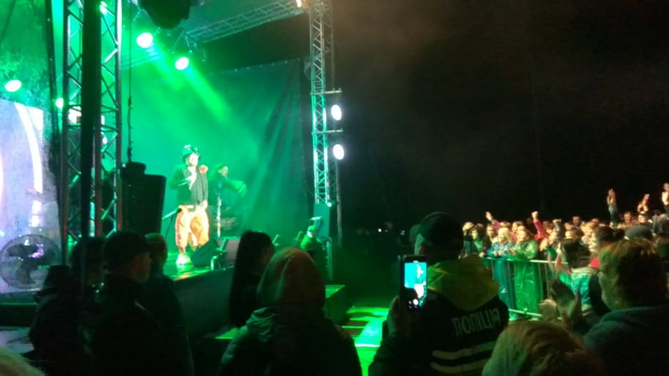 Прилуки запалюють зірками: на Чернігівщині продовжується марафон феєричних концертів (Фото)