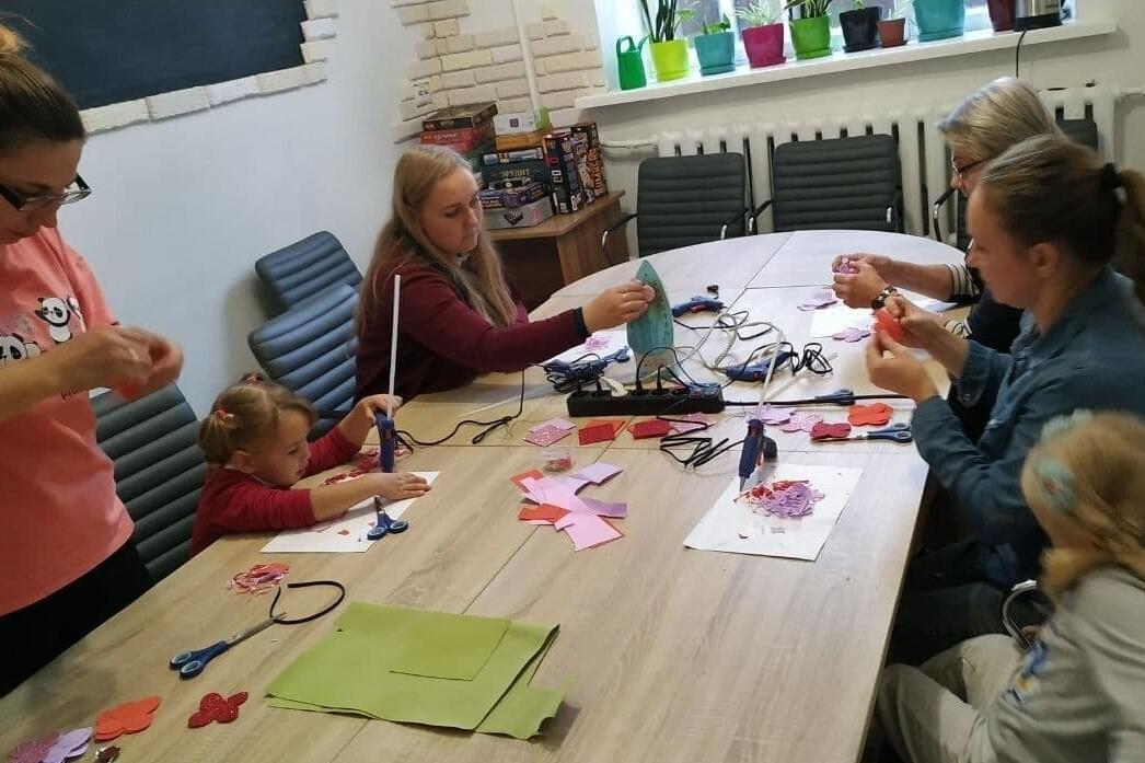 У Ніжині відбулася фінальна зустріч у рамках проєкту «Батьківський клуб кави»