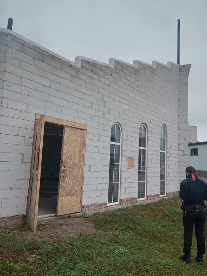 У Чернігові на Ремзаводі обікрали храм (Фото)