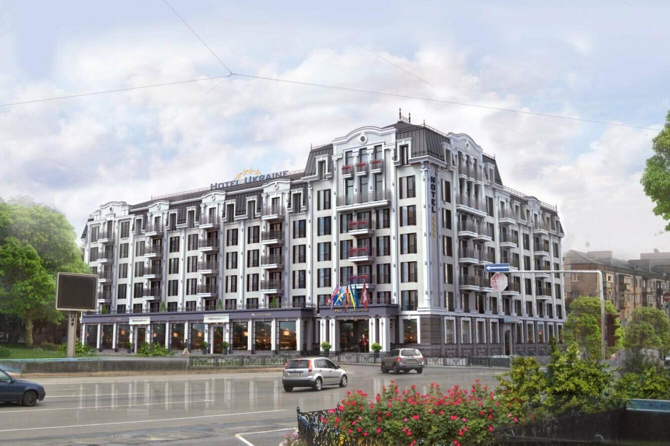На готель «Україна» у Чернігові чекає масштабна реконструкція (Фото)