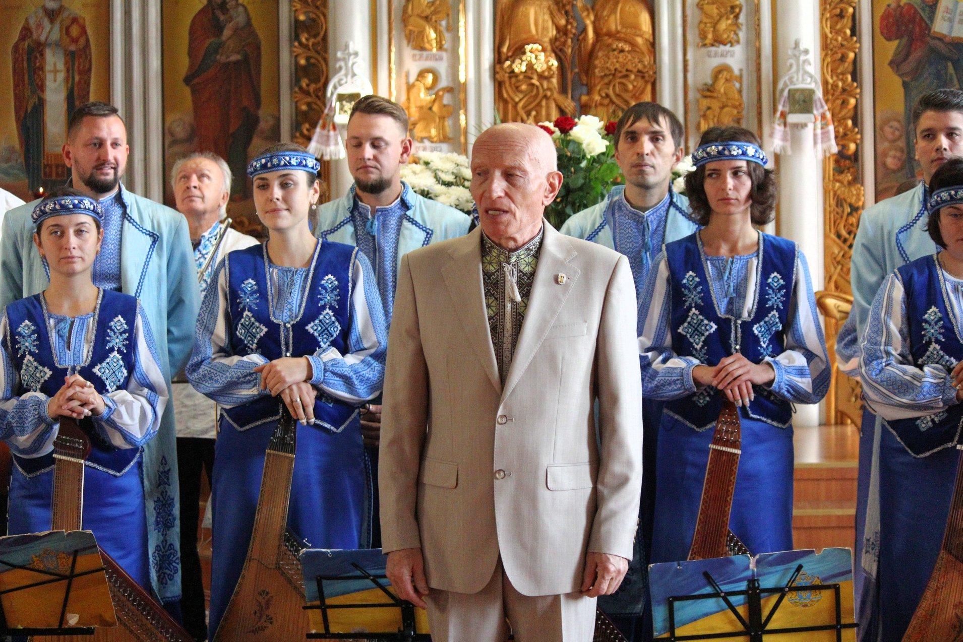 У чернігівській церкві відбувся концерт до Дня захисників і захисниць України (Фото)