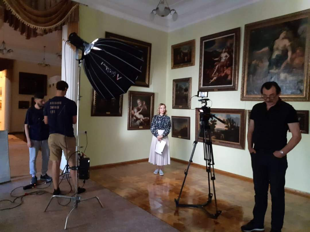 На екрани вийшов новий сезон серіалу «Гра долі», який знімали на Чернігівщині
